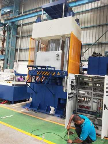 Vacuum Lamination Moulding Press