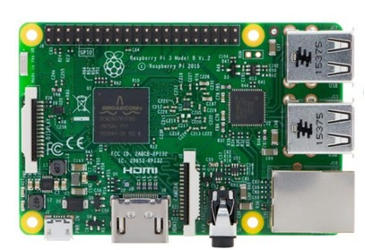 Raspberry PI 3 B Boards