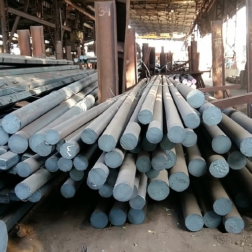 EN8 Round Bars Carbon Steel in   S.G. Road