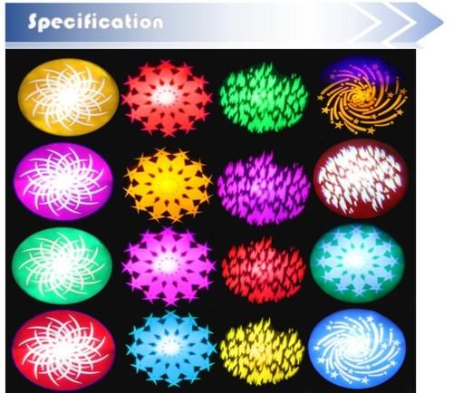 15R 330 Watts Sharpy Beam Spot Lights 3 In 1 Moving Head Stage Light