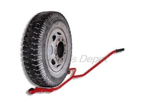 Highly Durable Wheel Dolly