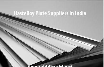 Hastelloy Plate