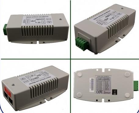 Poe Single Port Injectors Dc Input