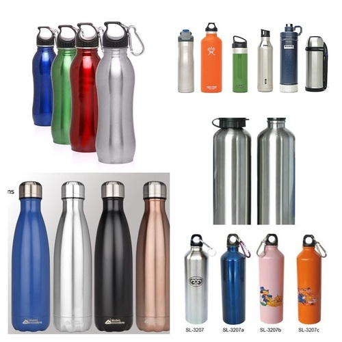 Stainless Steel Flask And Water Bottles
