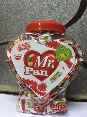 Mr. Pan Flavoured Candy