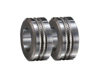 Yg20 Cemented Carbide Cold Rolling Rings For Ribbed Steel Bar Carbon %: 5