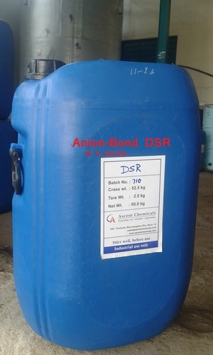 Ascent Anion Bond Resin