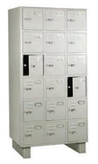 Worker Locker Cabinet