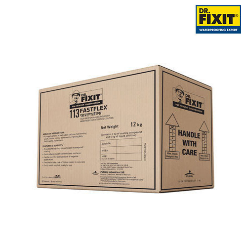 Dr Fixit Fastflex Waterproofing Chemical