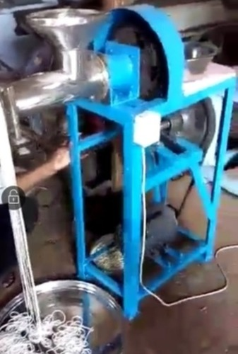 Noodles And Chowmein Making Machine