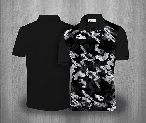 Half Sleeve Sublimation T-Shirts