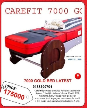 Full Body Automatic Latest Jade Thermal Massage Bed