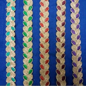 Beaded Lace For Garment