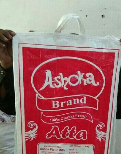 10Kg PP Woven Atta Packaging Bag