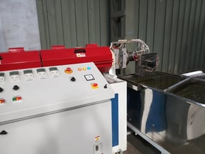 Industrial PP Box Strapping Plant