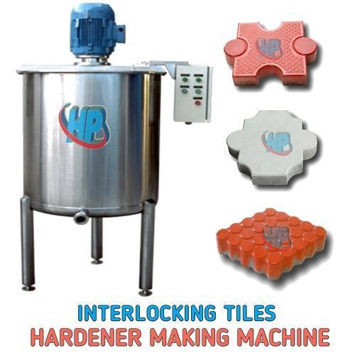Tiles Hardener Making Machine