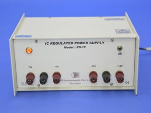 Ic Regulated Power Supply, Ps-12