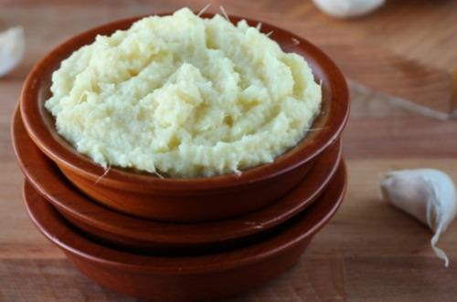 Premium Garlic Paste