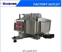 Sunbows SP-LAMP-019 Replacement Projector Lamp for InFocus Projectors
