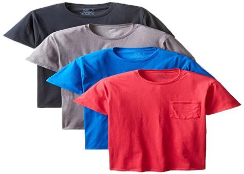 Trendy Half Sleeve T-Shirt