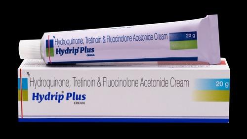 Hydroquinone, Tretinoin, Flucinolone Acetonide Cream