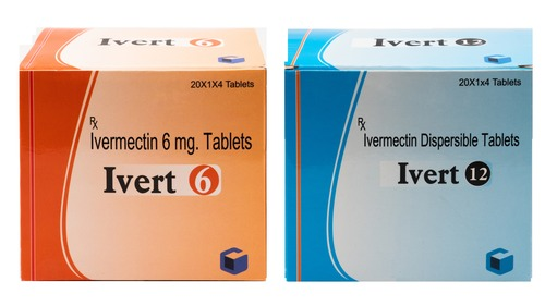 Ivermectin (Dispersible)Tablet