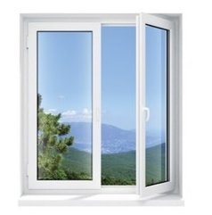 Easy Installation Pvc Window