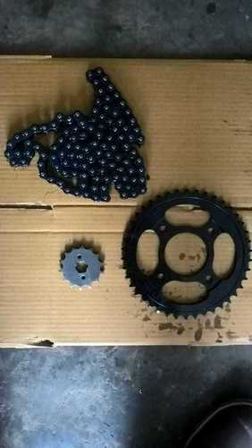 Motorcycle Sprockets And Chain Kits