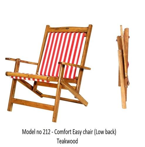 Low Back Teakwood Easy Chair At Best Price In Ahmedabad Gujarat Royal Furniture