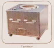 Stainless Steel Commercial Kitchen Tandoor