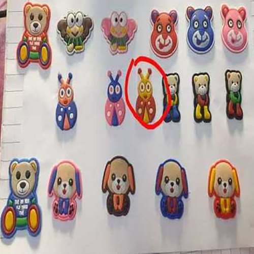 Customized Pure Silicone Stickers