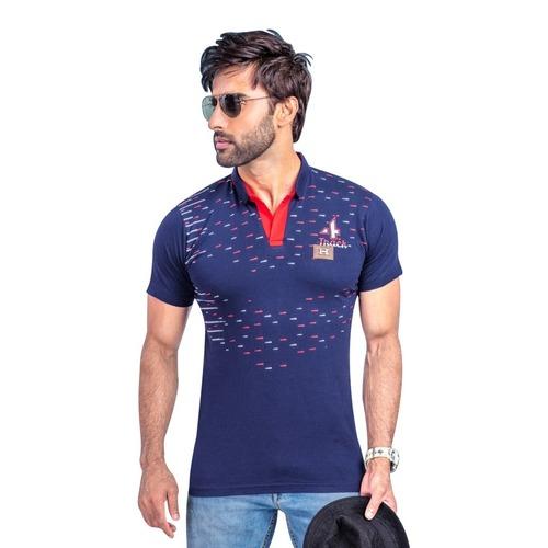 Polo T Shirts (Printed)