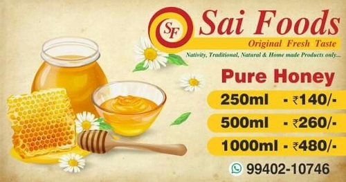 Pure Honey In Chennai, Pure Honey Dealers & Traders In