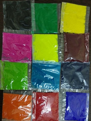 High Quality Color Velvet Powder