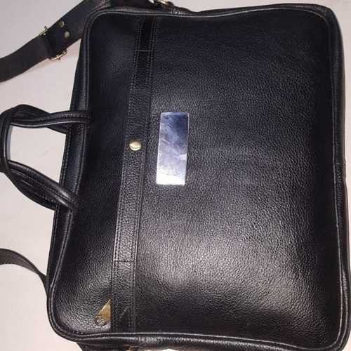 Leather Laptop Bag For Gents