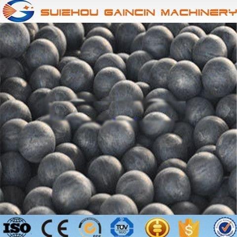 Grinding Media Mill Steel Balls For Mining Mill