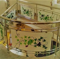 Attractive Stainless Steel Handrail