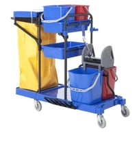 High Performance Janitor Cart