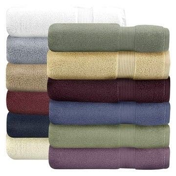 Pure Cotton Terry Towels