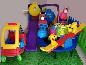 Toys And Mascot On Rent For Birthday Party