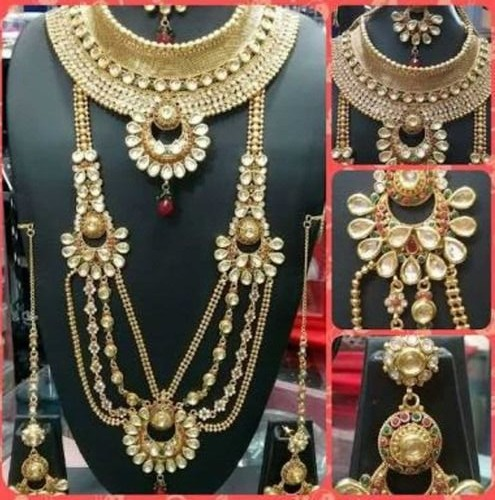 Imitation Fashion Designer Necklace Sets At Best Price In Coimbatore Tamil Nadu The Pink Fashions