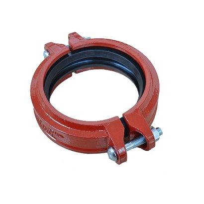 Wpt Flexbile Coupling Ductile Iron Grooved Couplings