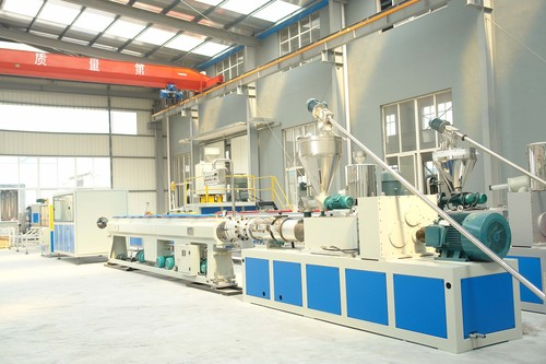 Pvc Pipe And Tube Production Machine