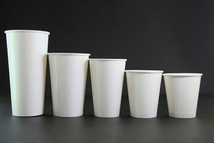 Hot And Cold Coffee Paper Cup