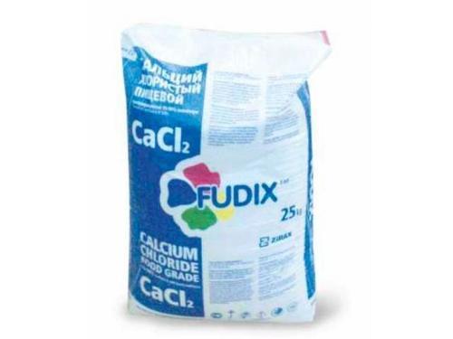 Calcium Chloride Anhydrous 95% Min Food Grade Fudix Tm