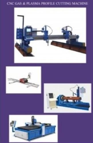 CNC Plasma Laser Profile Cutting Machine - Rcut Controls, 6