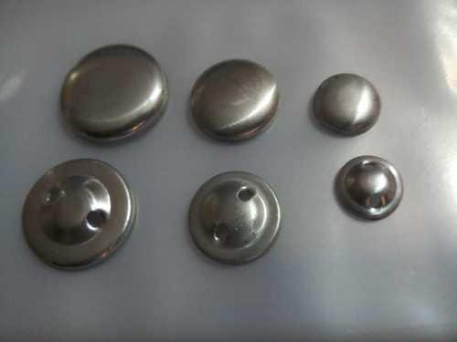 High Standards Aluminium Mould Button