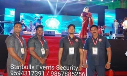 Professional Security Guard Services