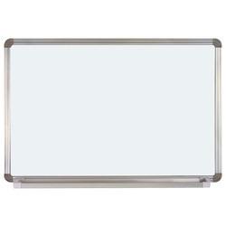 Rectangular White Marker Writing School Board