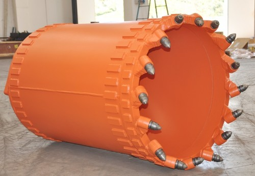 Core Barrel With Rock Bullet